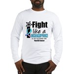 I Fight Like a Champion TC Long Sleeve T-Shirt
