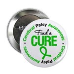 "CerebralPalsyCure 2.25"" Button (10 pack)"