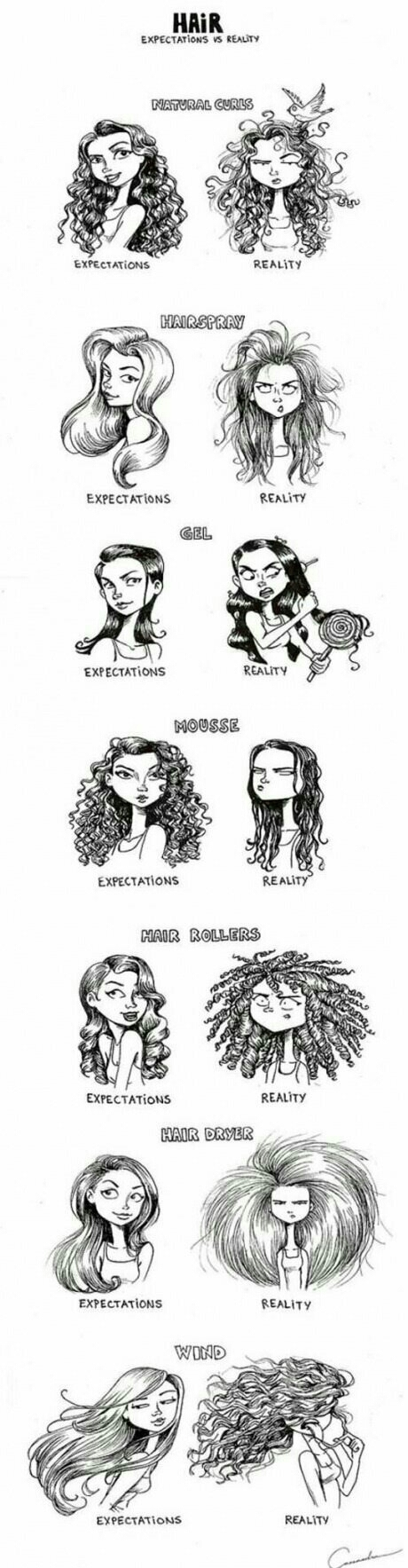 The Best Hair Memes Memedroid