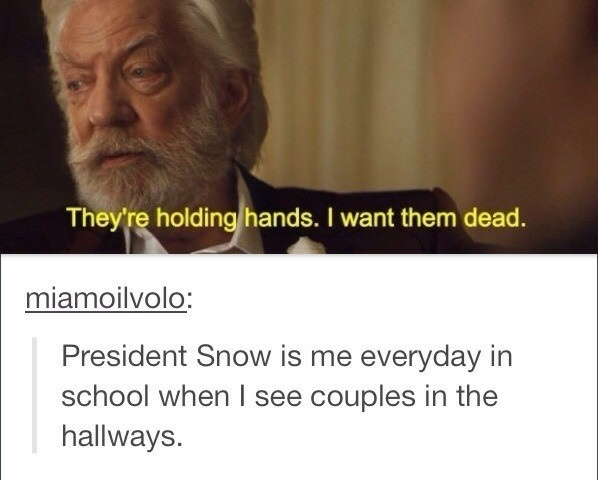 Hilarious Memes From The Hunger Games Film Series Cbr