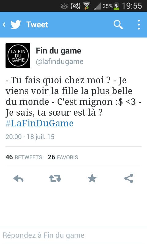 #lafindugame