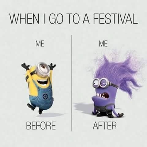 Le party - meme