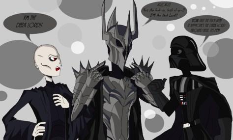 Resultado de imagem para dark lord