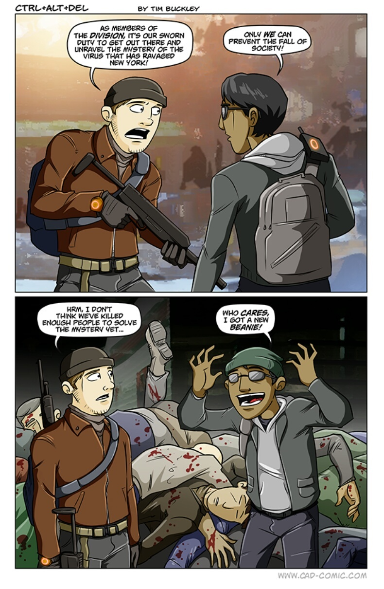 The Best The Division Memes Memedroid