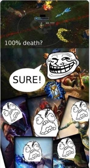 League Of Legends Meme By Mentalcontroler Memedroid