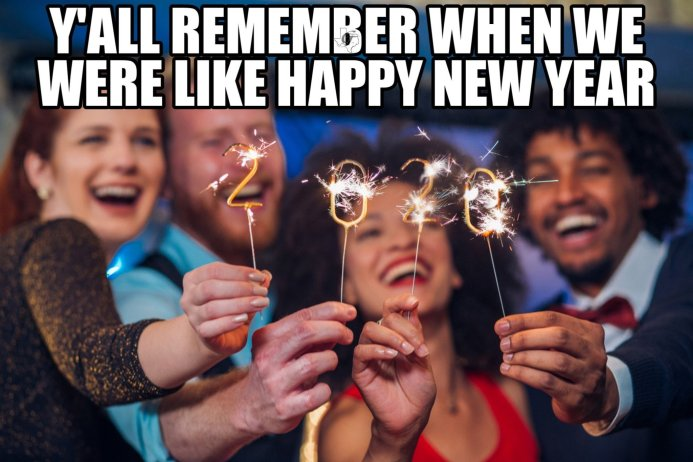 The best new year memes :) Memedroid