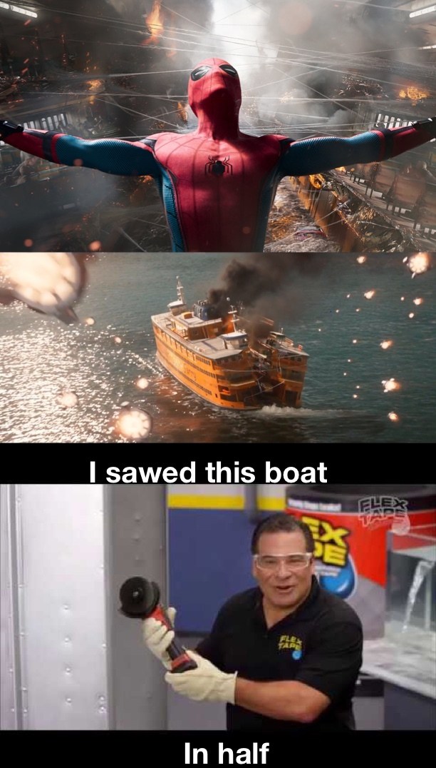 The Best Flex Seal Memes Memedroid