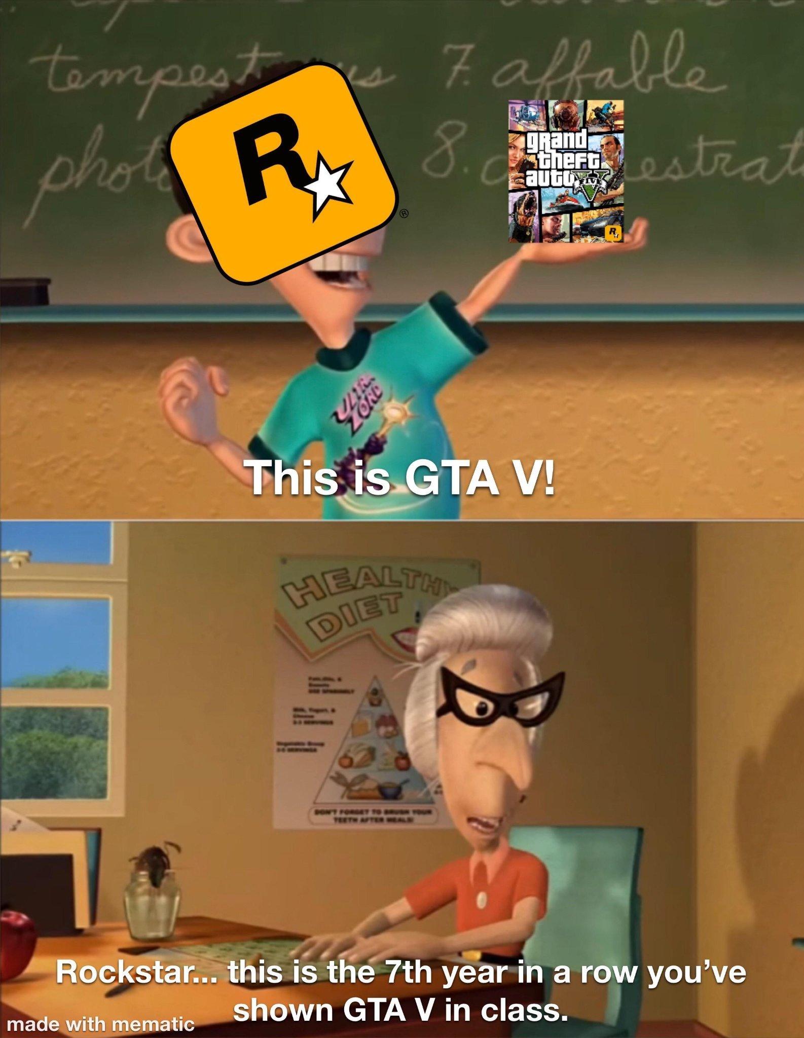 The Best Gtav Memes Memedroid