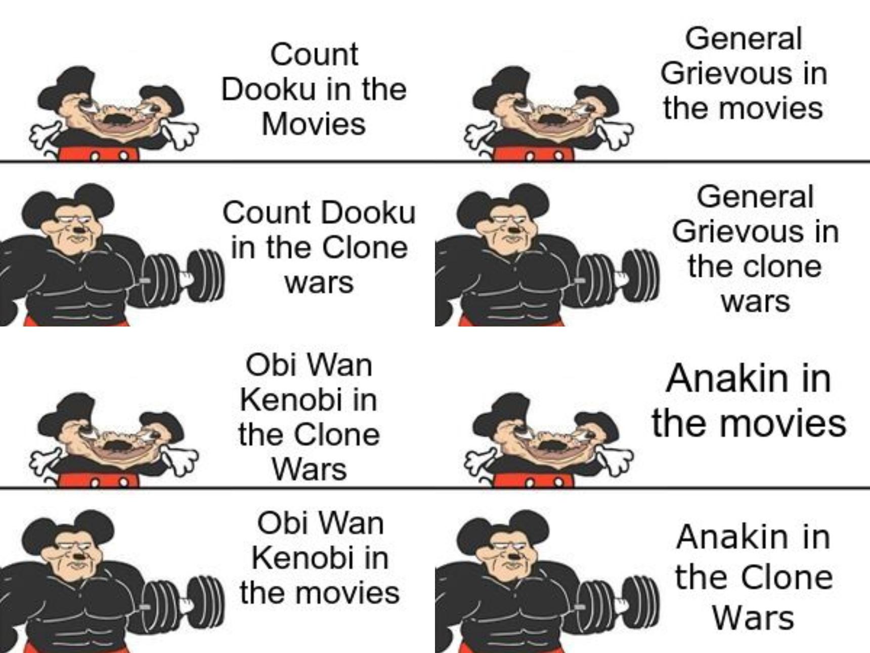 The Best Anakin Memes Memedroid