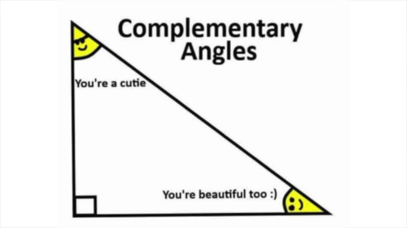 Complementary Angle Worksheet Math Aids