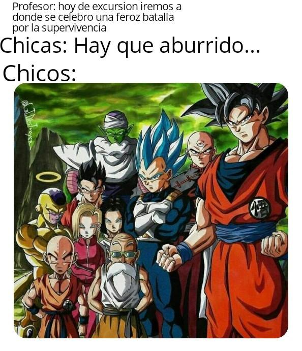 Top Memes De Dragon Ball Super En Espanol Memedroid