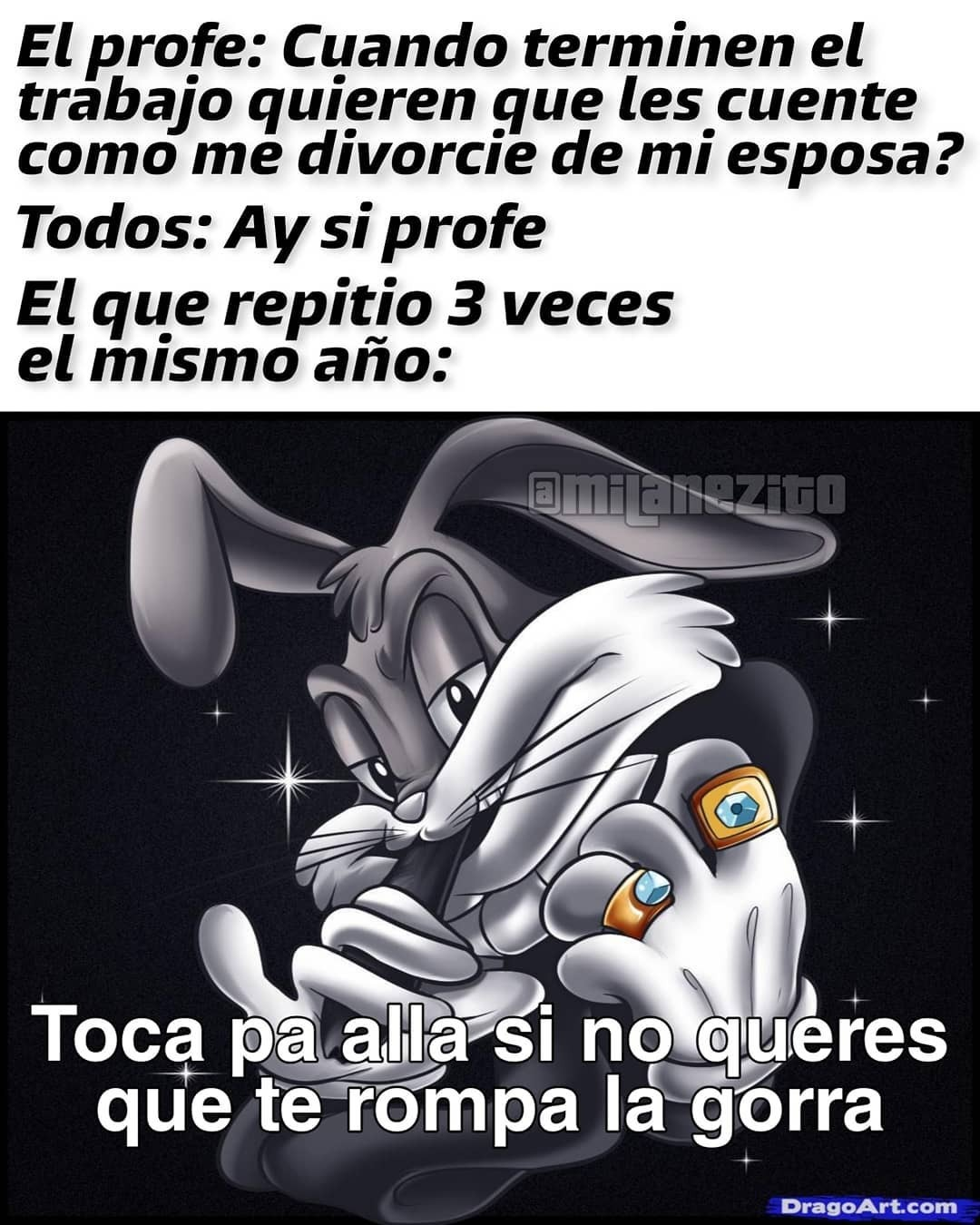 Tutti I Meme Su Bugs Bunny Facciabuco Com