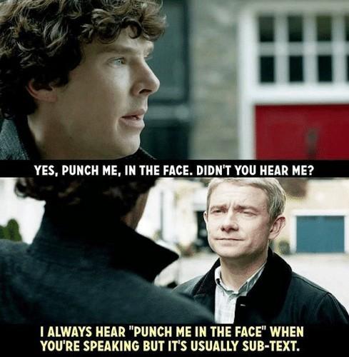 The Best Sherlock Memes Memedroid
