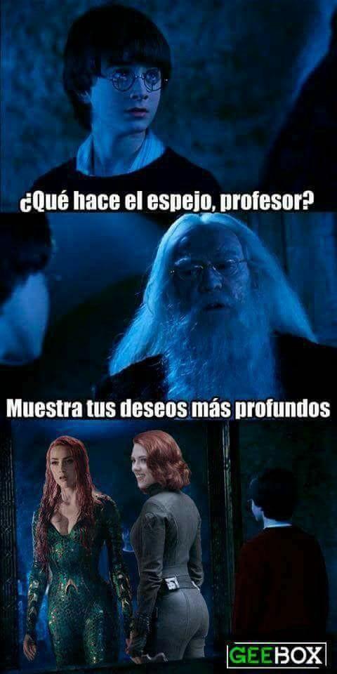 El TOP En Espaol De Memes Sobre Harry Potter Est En