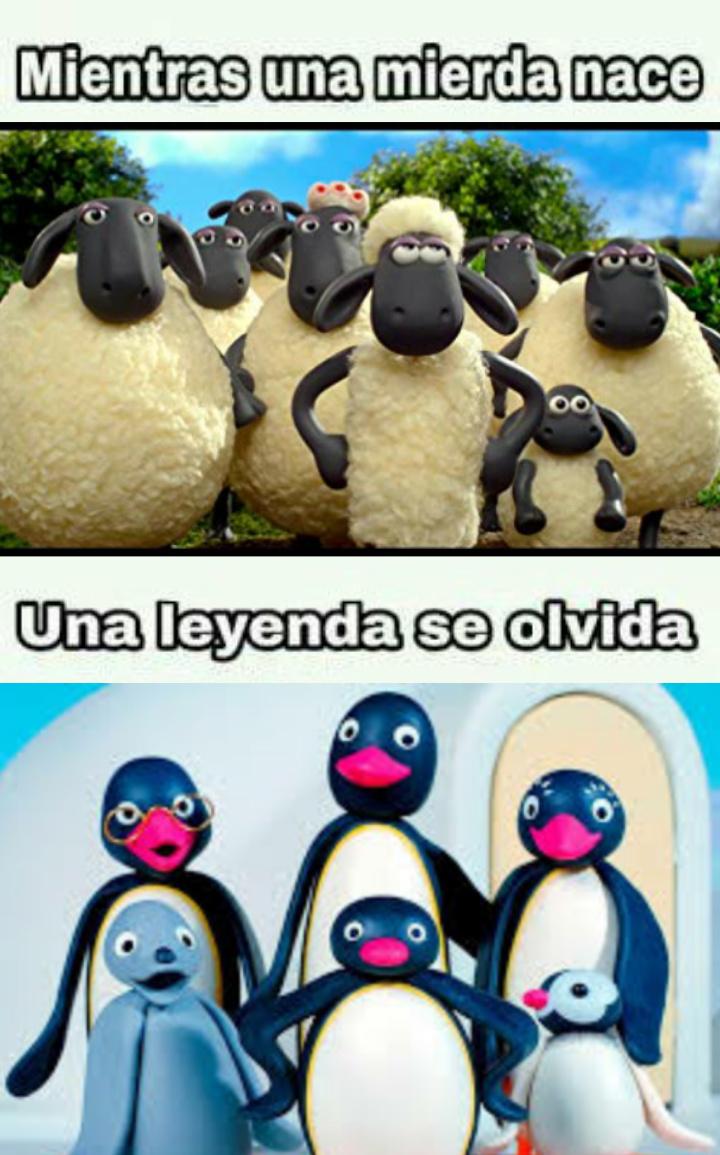 Top Memes De Pingu En Espanol Memedroid