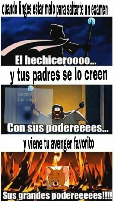 Top Memes De El Hechicero En Espanol Memedroid