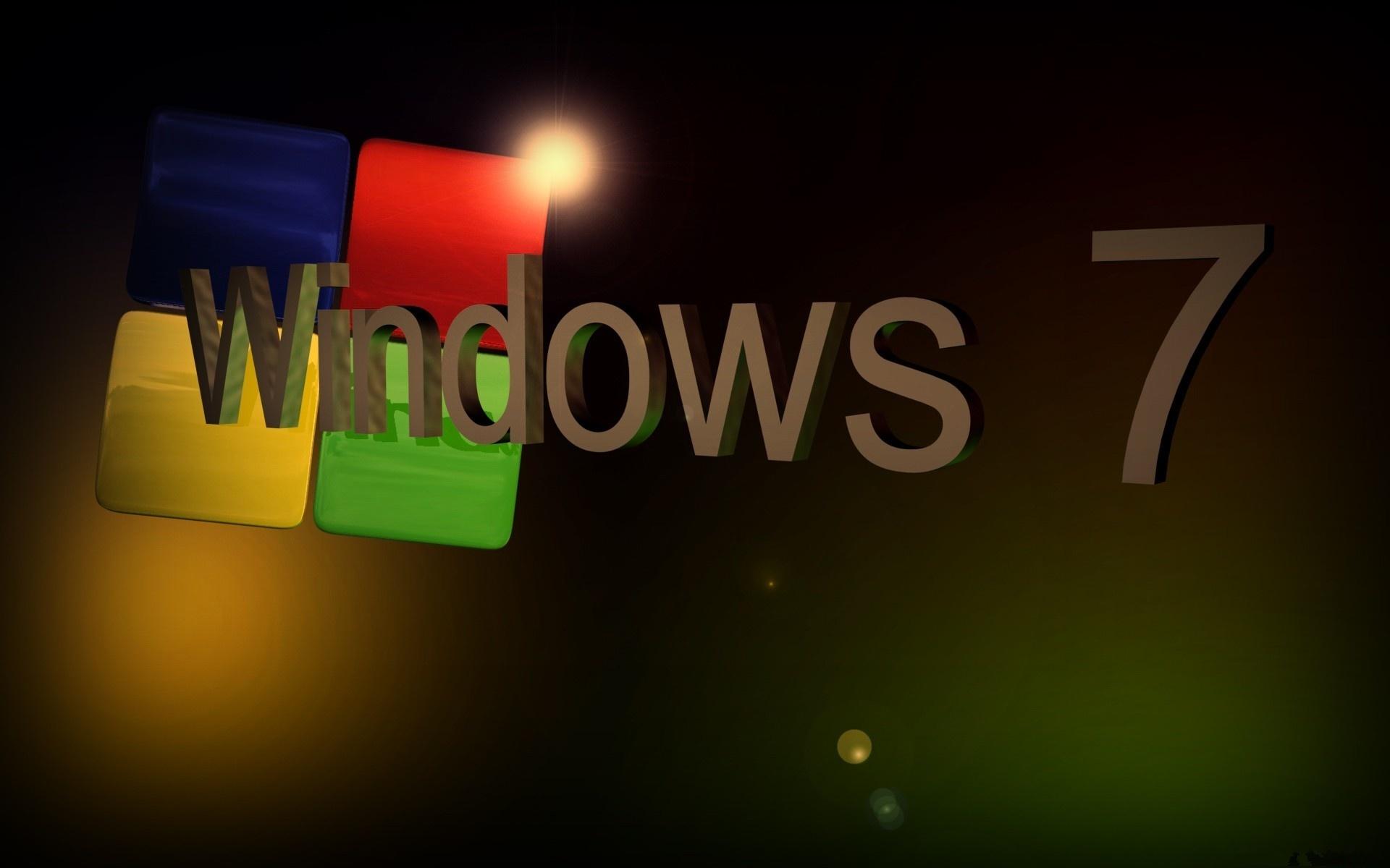 Windows 7 Fond Dcran HD Arrire Plan 1920x1200 ID