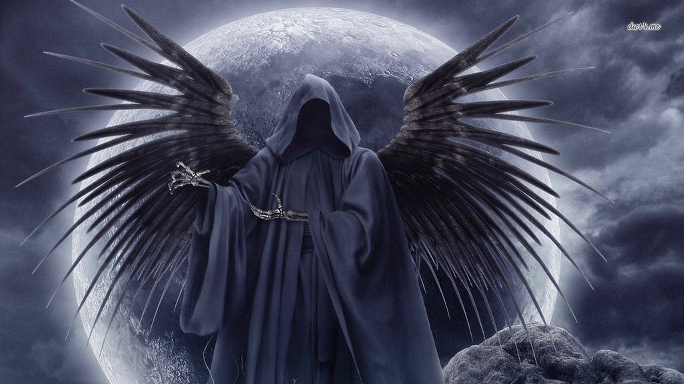 Grim Reaper Wallpaper And Background 1366x768 ID484916