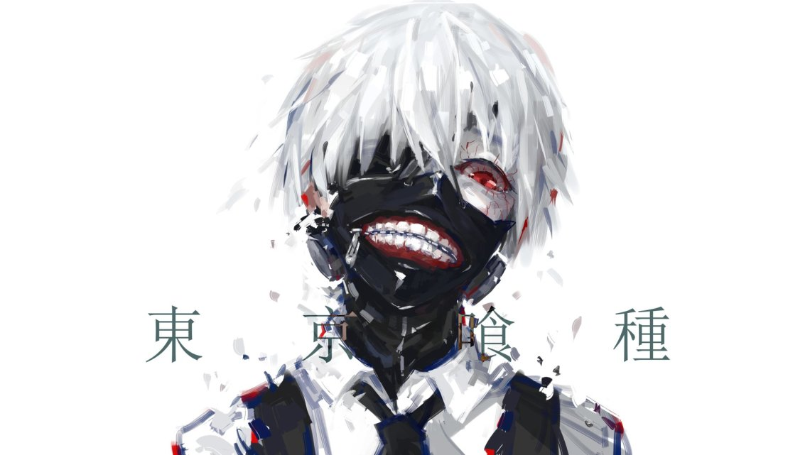 110 4k Ultra Hd Tokyo Ghoul Wallpapers Background Images