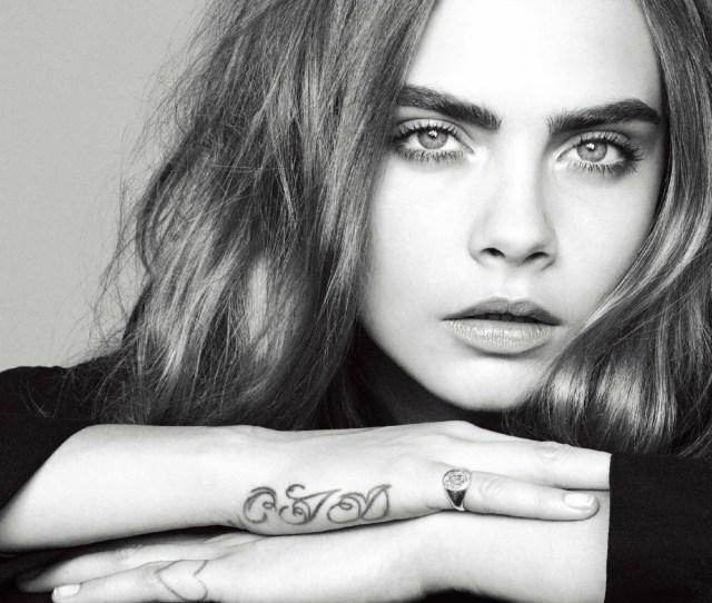 Cara Delevingne Hd Wallpaper Background Image X Id Wallpaper Abyss