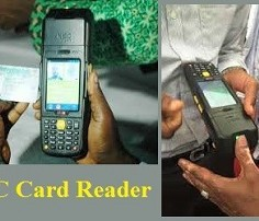 Image result for card reader for 2019 polls Wednesday