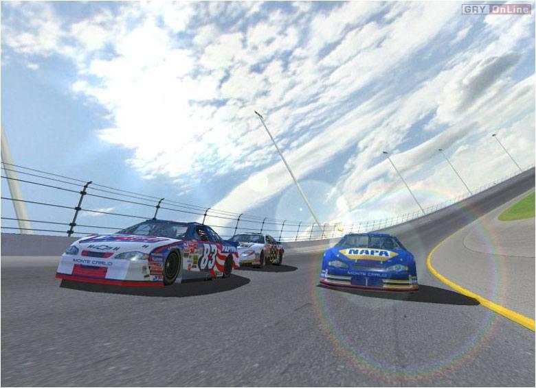 NASCAR Racing 2003 Season - screenshots gallery - screenshot 7/10 - gamepressure.com