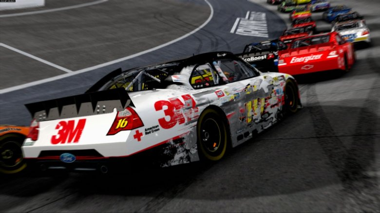 NASCAR The Game: Inside Line - screenshots gallery ...