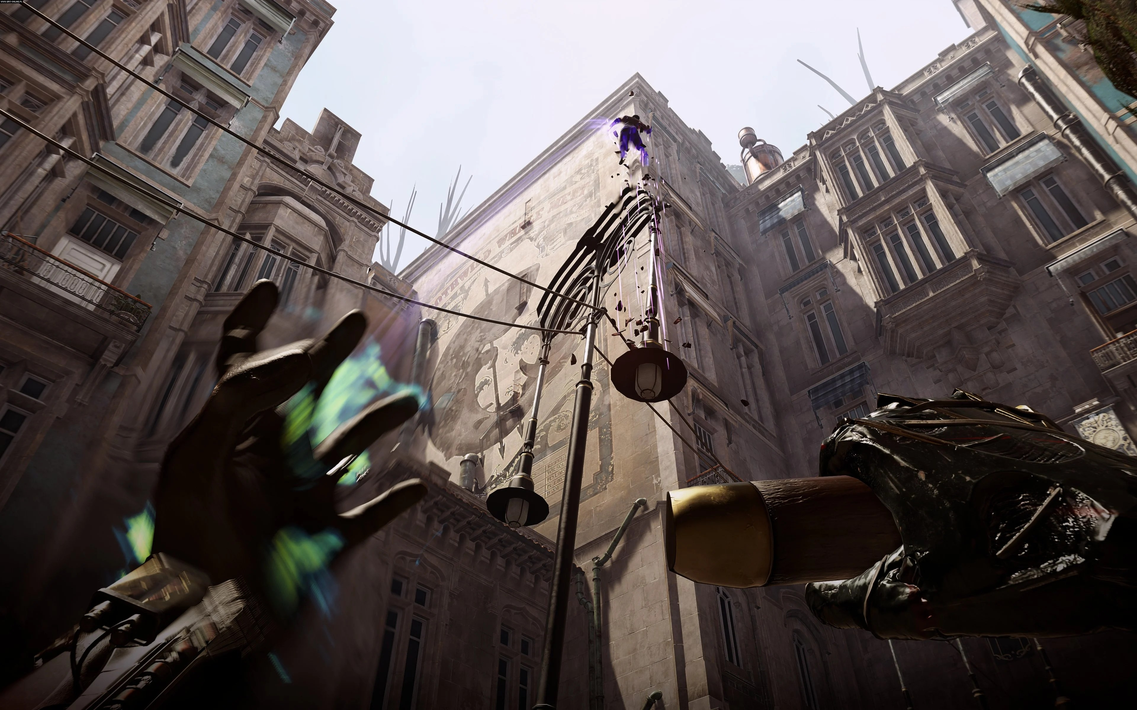 Dishonored: Death of the Outsider torrent