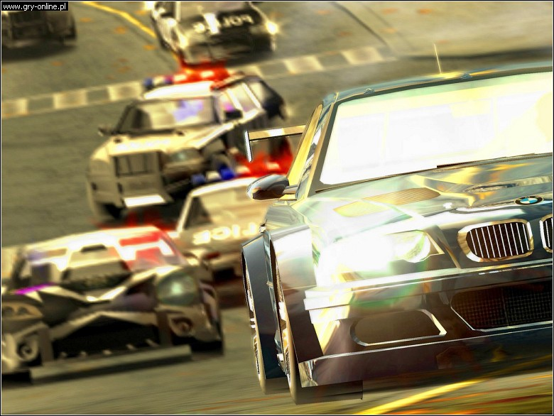 Need for Speed: Most Wanted (2005) torrent