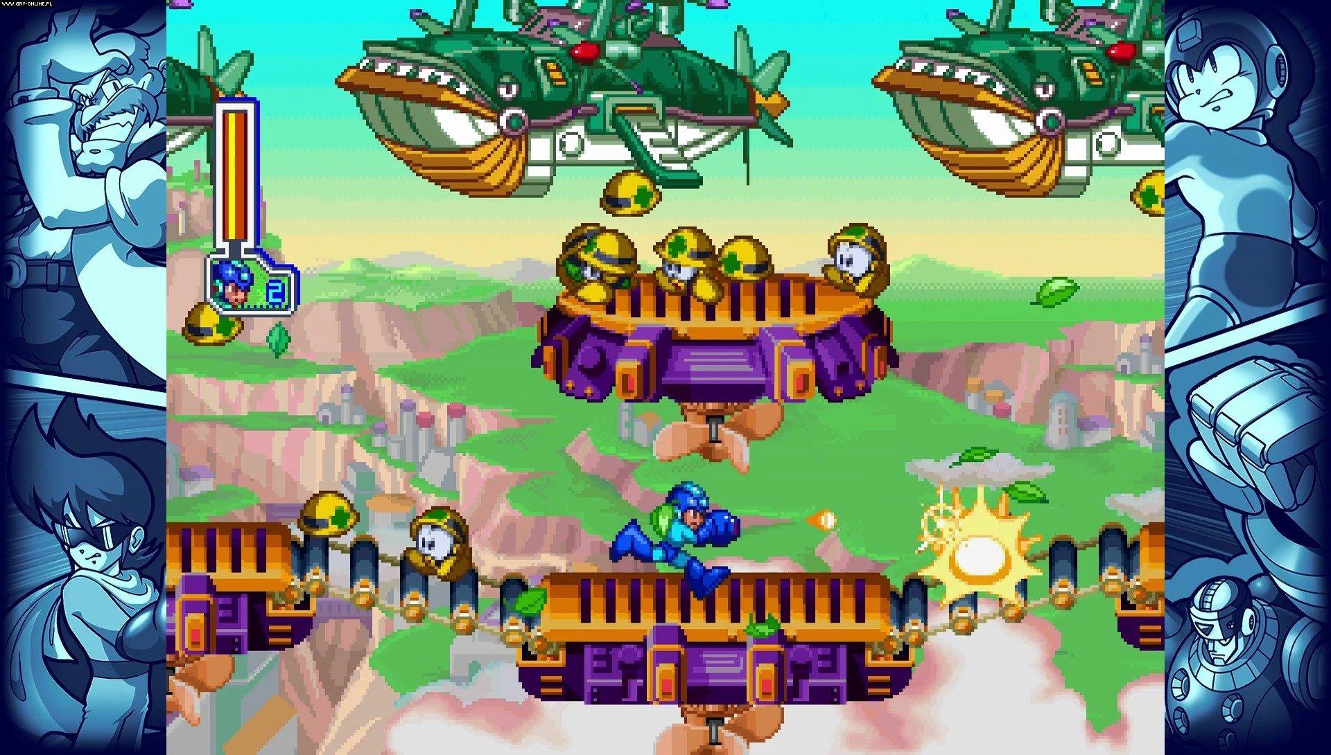 Mega Man Legacy Collection 2 crack