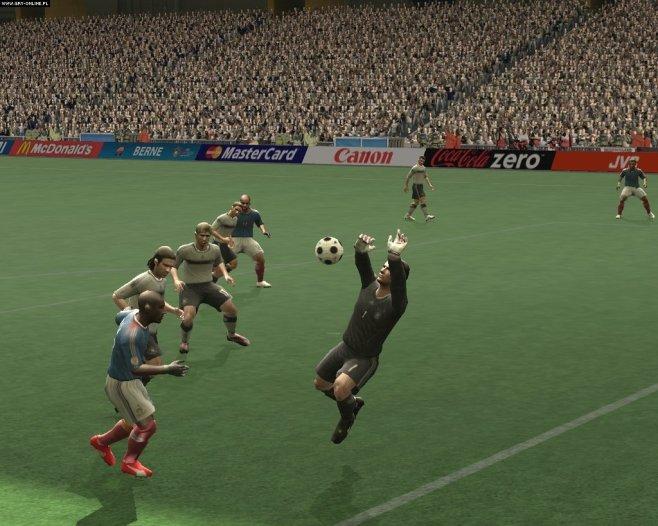 historia serii fifa FIFA Mistrzostwa Europy