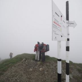 Vârful Șerbota (2331 m), Masivul Făgăraș