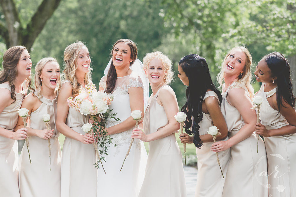 Raleigh Wedding Photographer | Images by Amber Robinson |7 personalities you need in your bridal party