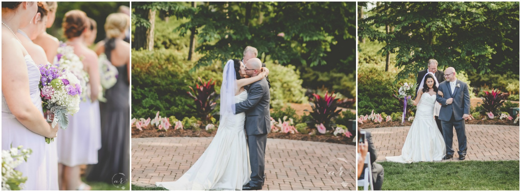 Raleigh Wedding Photographer | Azalea Garden Wedding