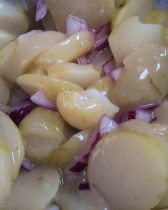 potatoes, onion