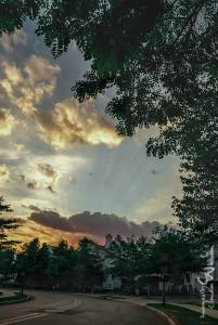 sundown, Oakridge