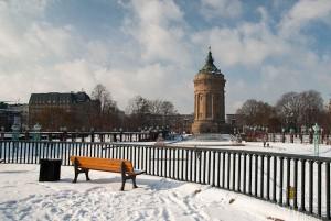 watertower, mannheim