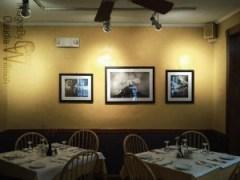 Cafe Metro Denville - inside
