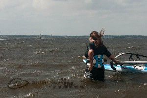 windsurfing, seaside park, new jersey
