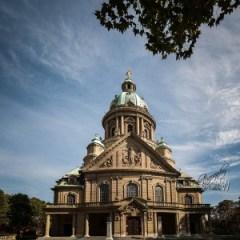 Christuskirche, Mannheim, church