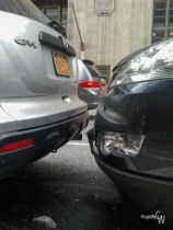 parking, NYC