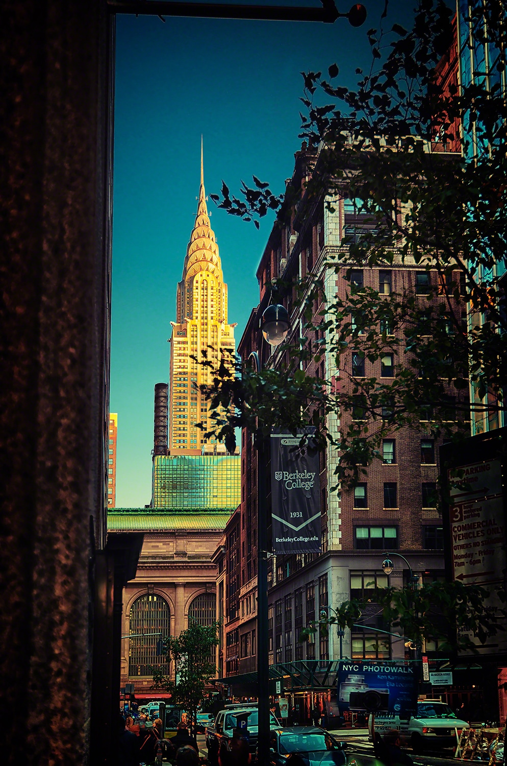 Chrysler Building, HDR, NYC