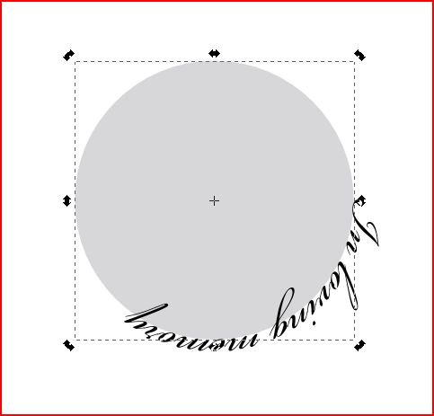 Circle text03