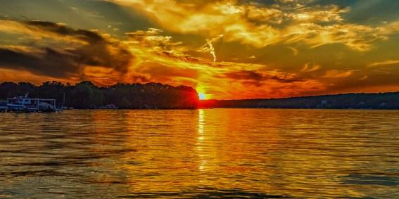 Geneva Sunset DSC05410-