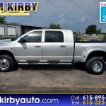 Used 2007 Dodge Ram 3500 4wd Mega Cab 160 5 Drw Slt For Sale In Murfreesboro Tn 37130 Jim Kirby Automotive