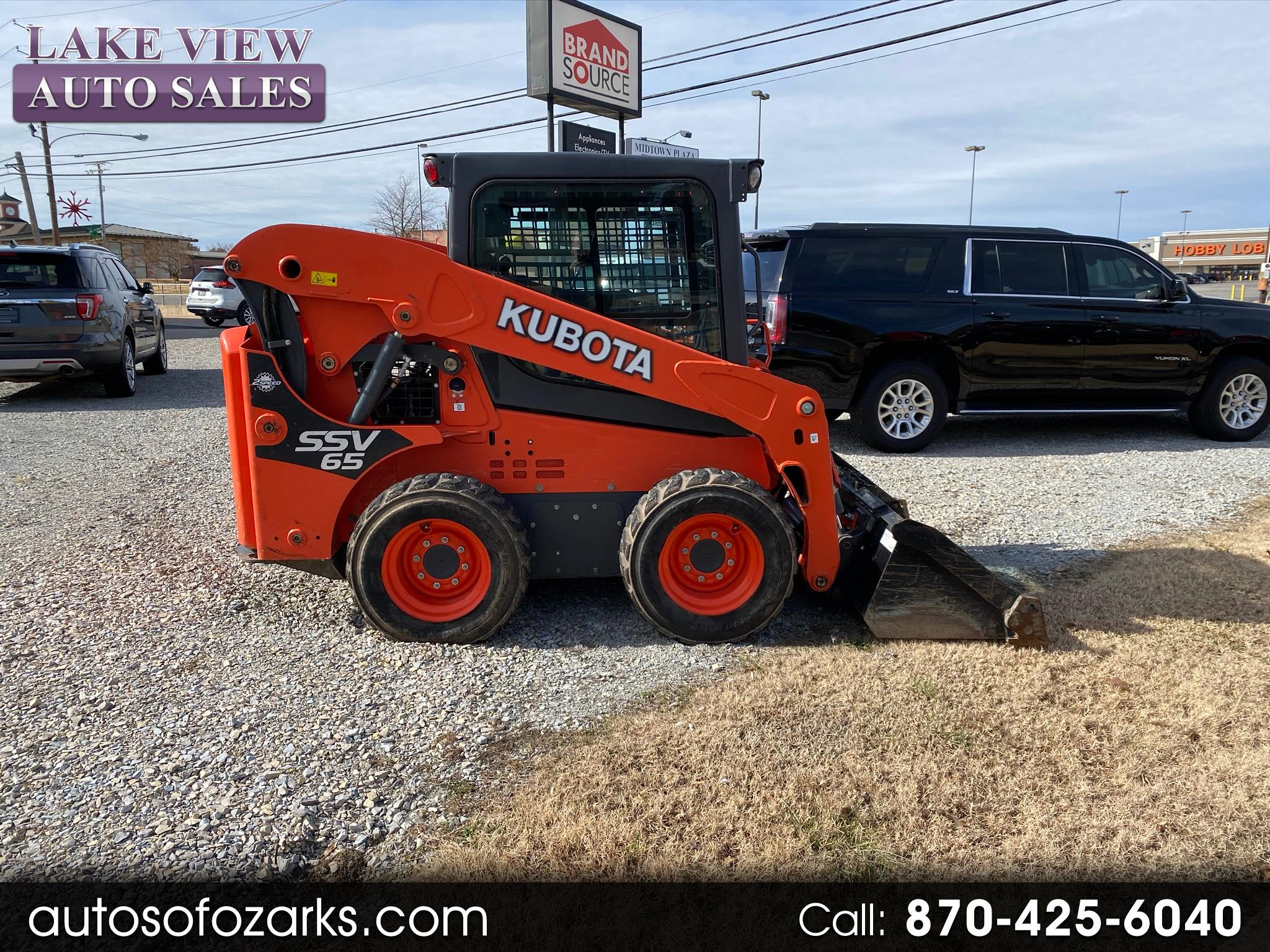 Used Kubota Farm Ssv65 For Sale In Mountain Home Ar