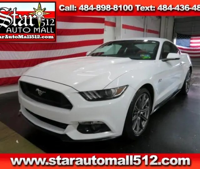 Ford Mustang Gt Used Cars In Bethlehem Pa