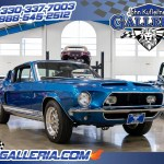 Used 1968 Ford Mustang Shelby Gt500 Kr For Sale In Salem Oh 44460 Jk S Galleria Of Vintage Classic And Pristine Cars