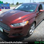 Used 2015 Ford Fusion Se For Sale In Martinsburg Wv 25404 Cascade Used Auto Sales Martinsburg
