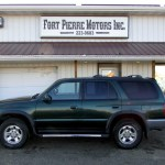 Used 2000 Toyota 4runner Sr5 2wd For Sale In Fort Pierre Sd 57532 Fort Pierre Motors